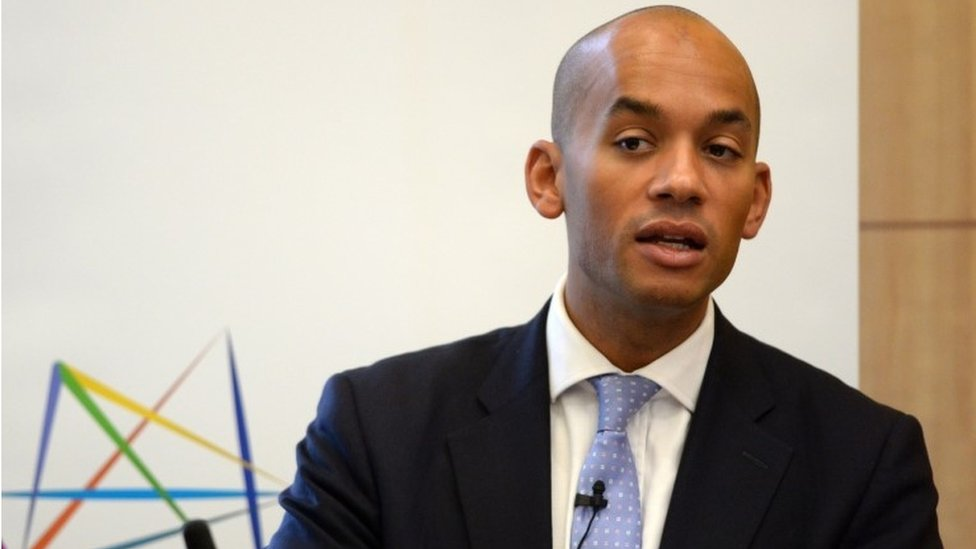 Chuka Umunna tells Jeremy Corbyn to 'call off the dogs'