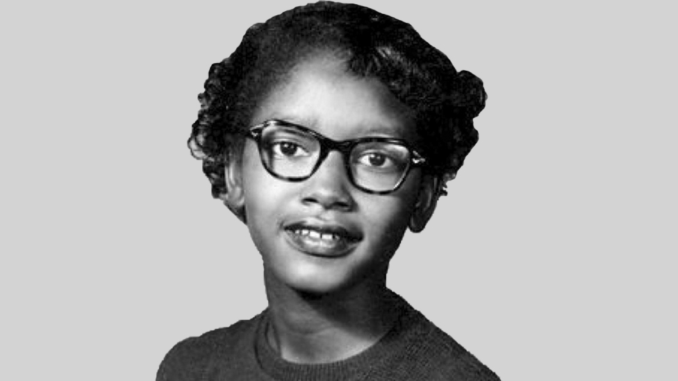 Claudette Colvin: The 15-year-old who came before Rosa Parks