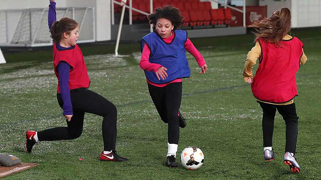 Girls Football Week 2018: FA initiative returns to inspire girls to play football