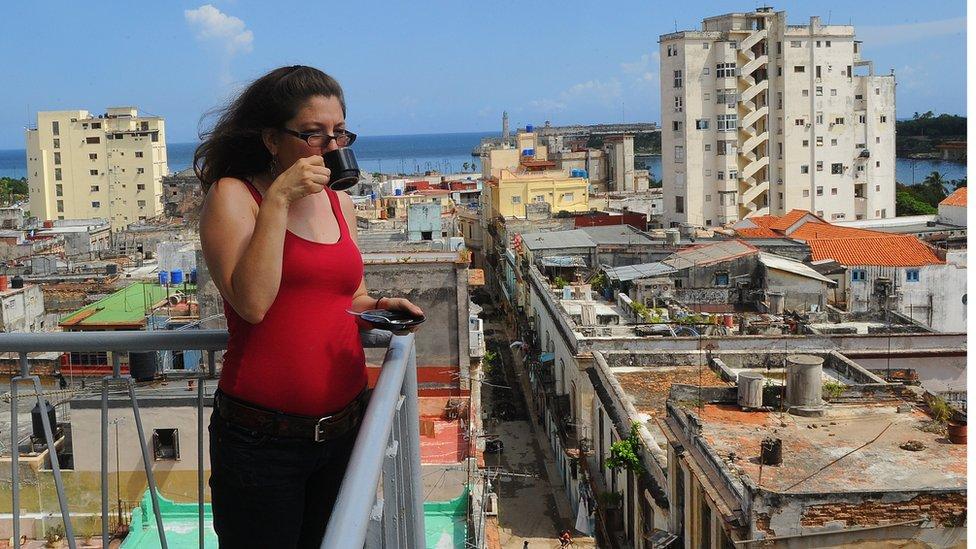 Cuba es un mercado atractivo para Airbnb