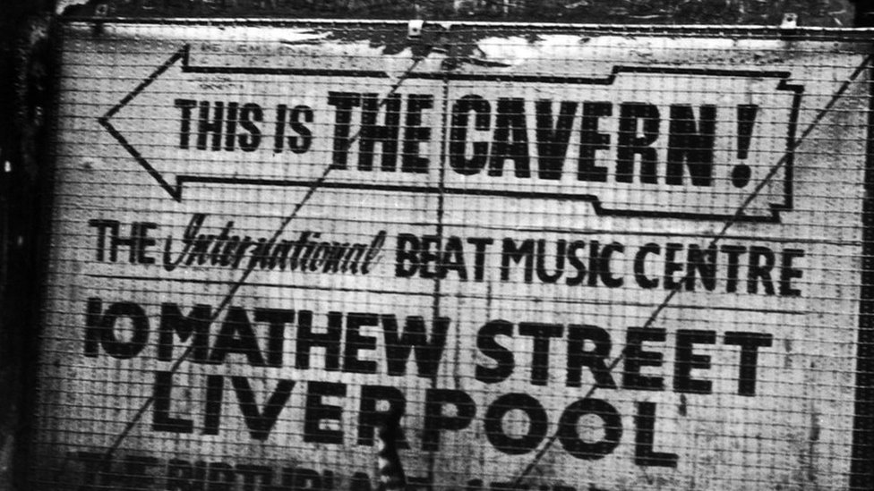 BBC News - The helter skelter story of the Cavern Club