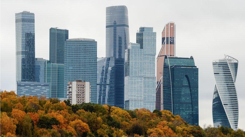 """В """"Москва-Сити"""" произошла перестрелка. Ранены шесть человек"""