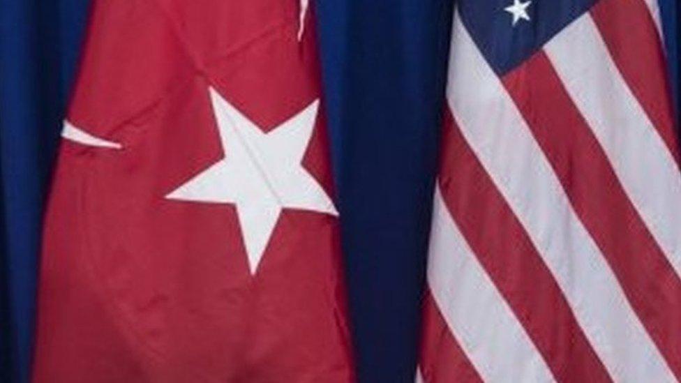 Туреччина хоче арештувати ще одного співробітника консульства США