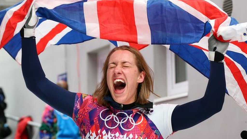 Winter Olympics: Lizzy Yarnold and Laura Deas on Pyeongchang hopes