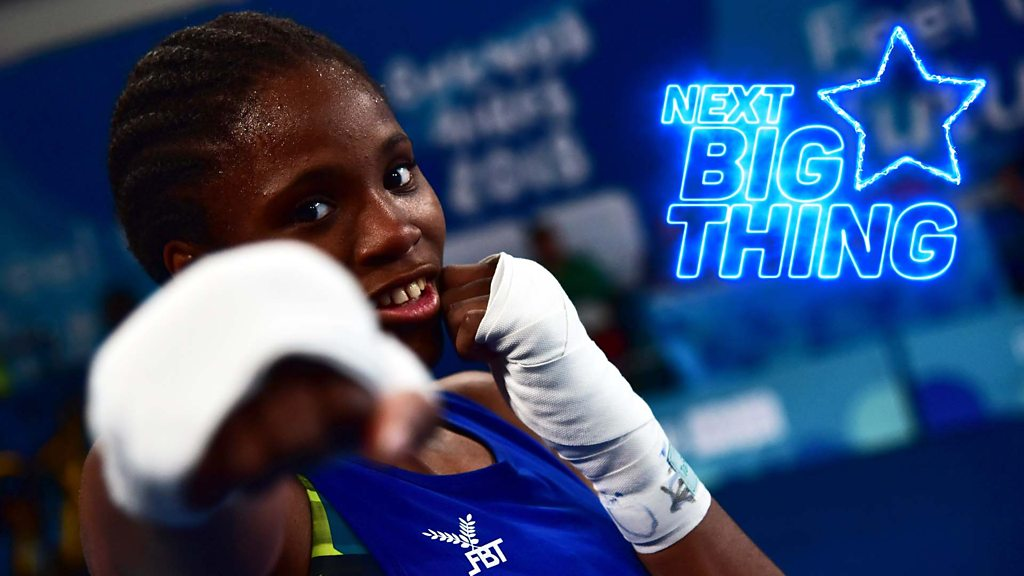 Caroline Dubois: 'I pretended to be a boy called Colin so I could box'