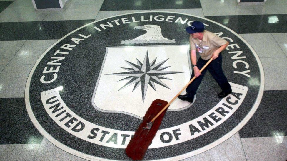 La CIA no sabía si la pérdida de sus fuentes era culpa de un infiltrado o de un hackeo informático.