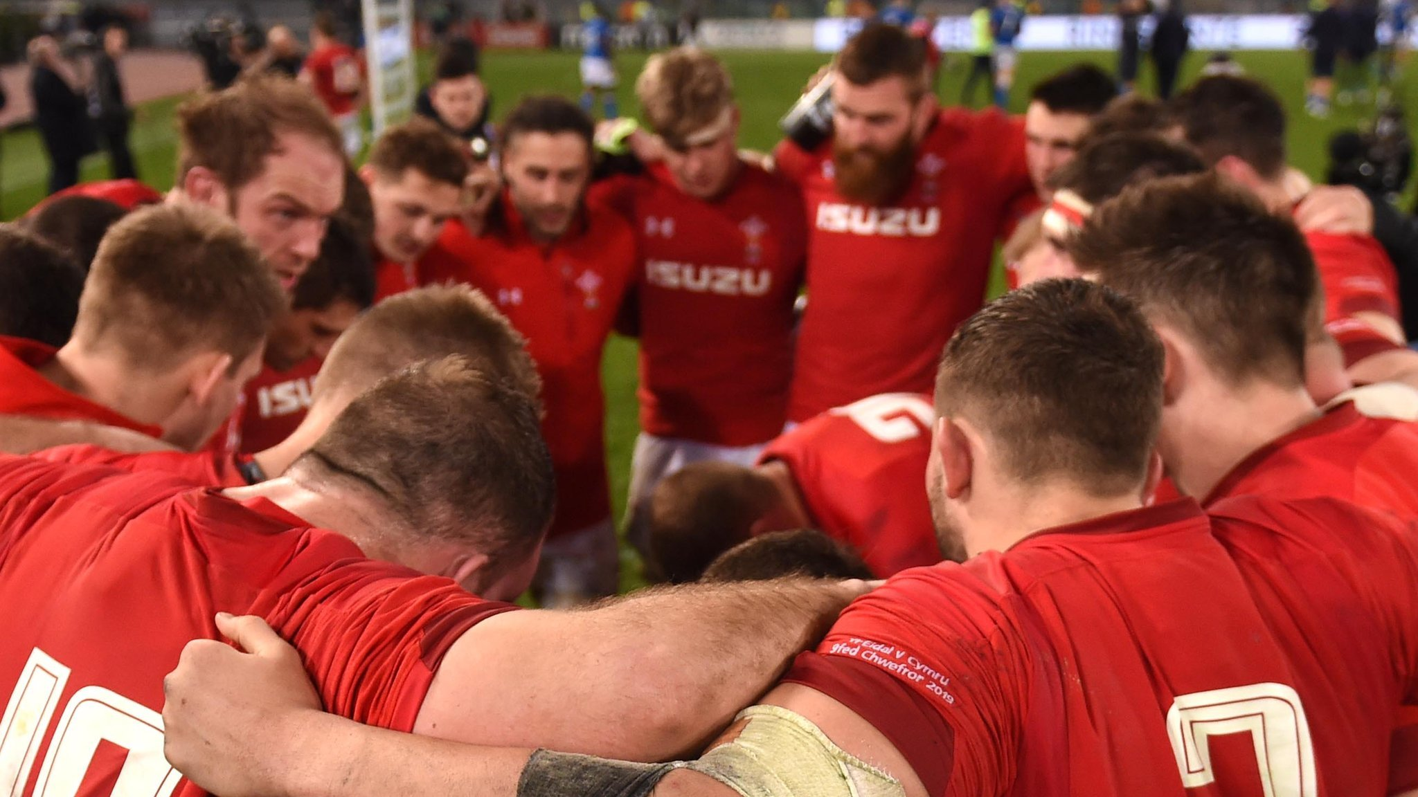 Six Nations 2019: Is this the 'greatest Wales side' as Eddie Jones claims?