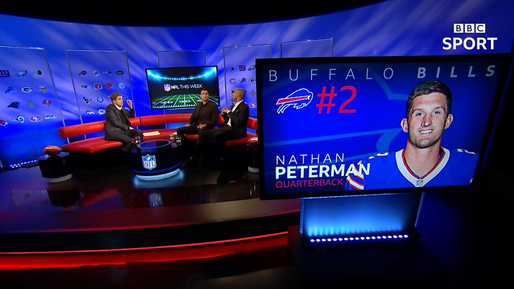 Nathan Peterman: Osi & Jason look at one of the very worst NFL debuts