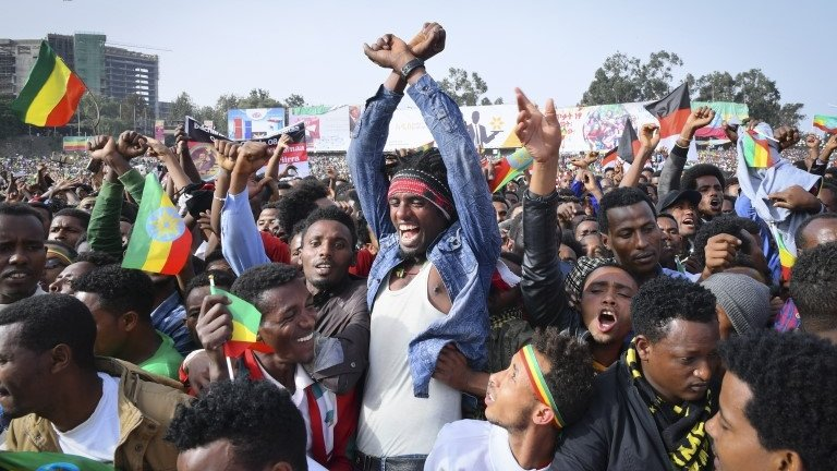 Ethiopia: One dead and dozens hurt in grenade attack at pro-PM rally