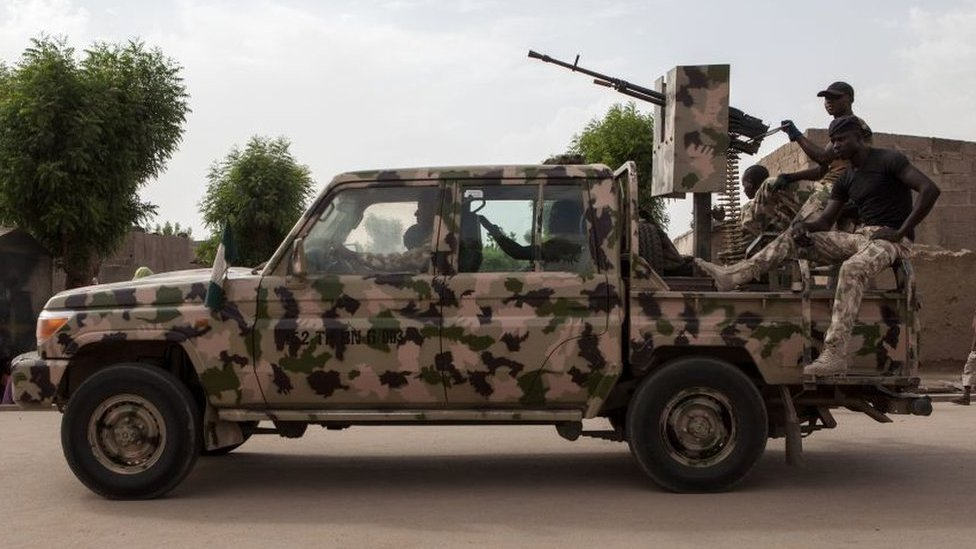 Nigerian soldiers killed in battle with Boko Haram