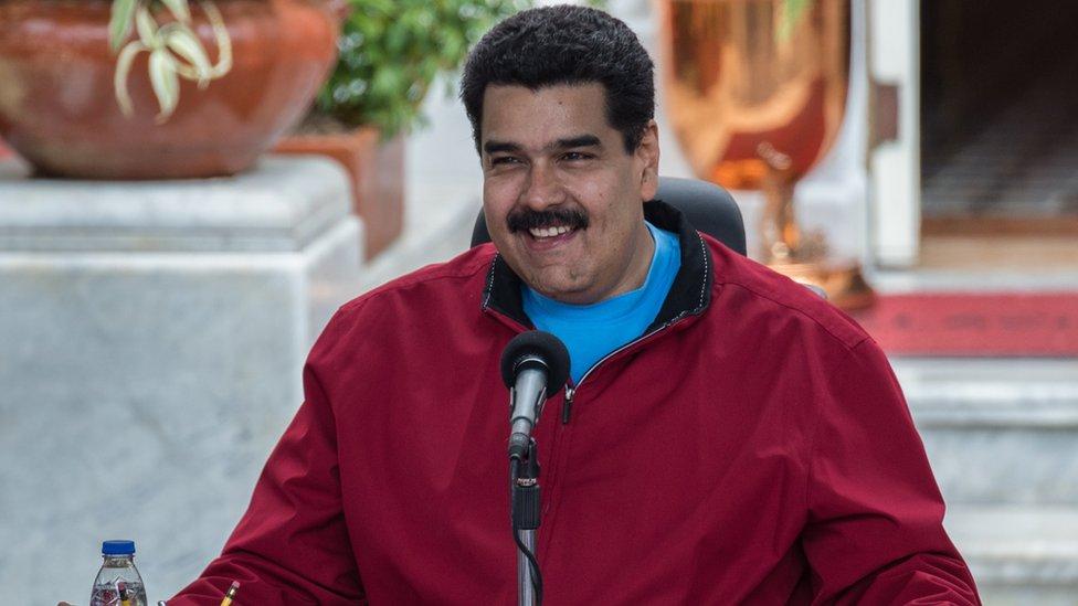 Donald Trump amenaza al Gobierno de Venezuela con fuertes sanciones económicas