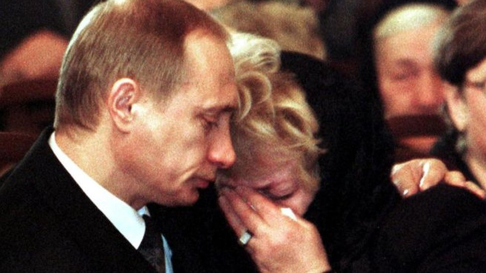 Putin en una imagen del 2000