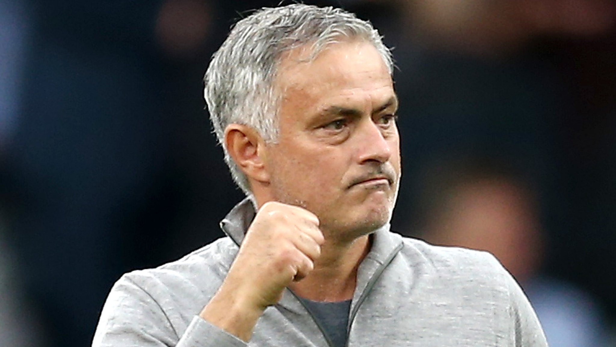 Jose Mourinho: Manchester United manager wants to 'see out' contract at club