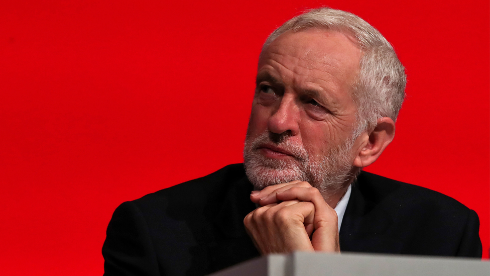Labour conference: Jeremy Corbyn vows to end 'greed-is-good' culture