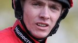 Irish jockey Eddie Creighton