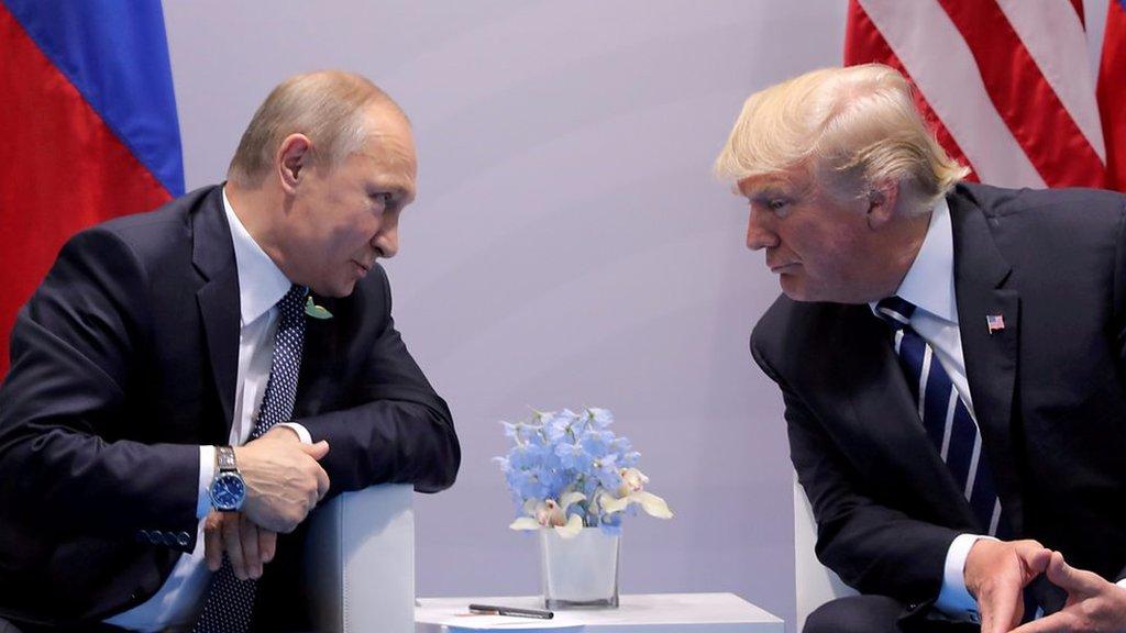 Midterms: Is Russia still meddling in US politics?