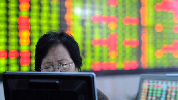 The dramatic sell-off in China's main stock market has continued despite regulators desperate efforts to try and stem the losses.