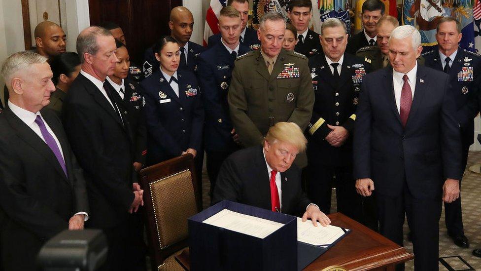 $350 млн доларів для України: Трамп підписав оборонний бюджет