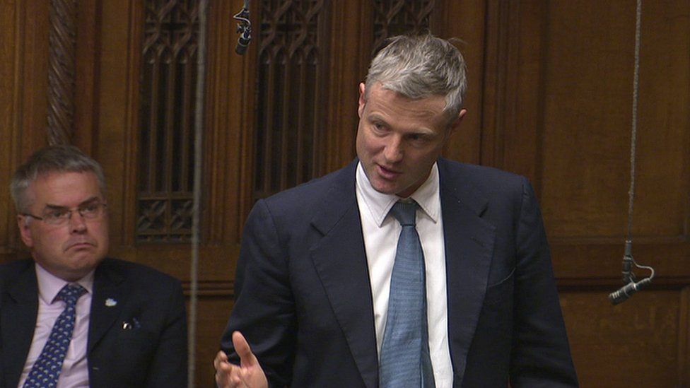Zac Goldsmith quits as MP over Heathrow decision