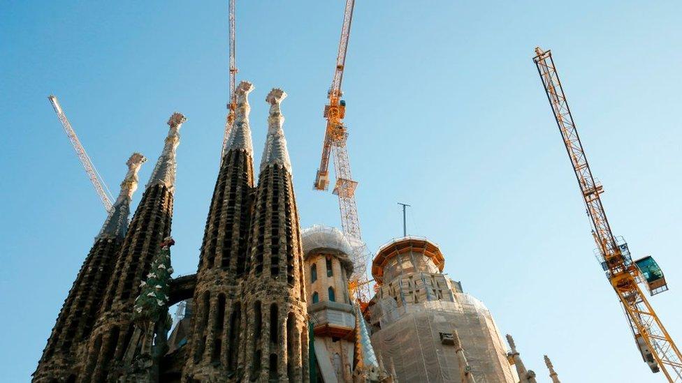 Cataluña es una de las regiones más ricas de España.