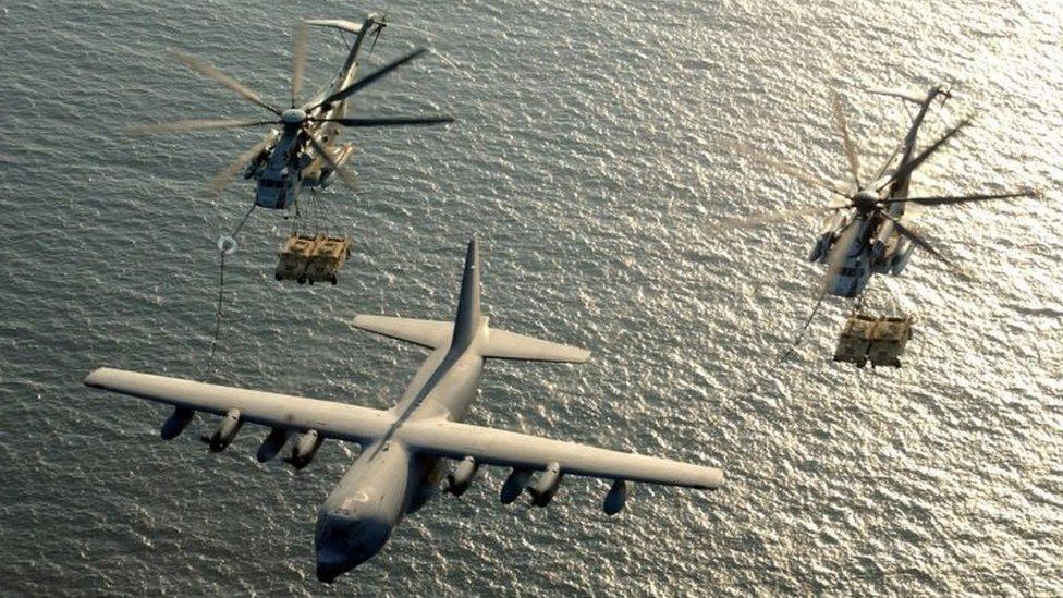 Imagen de archivo de un KT-130