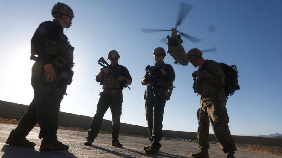 نیروهای ناتو در افغانستان پیشنهاد مذاکره از سوی طالبان را رد کردند