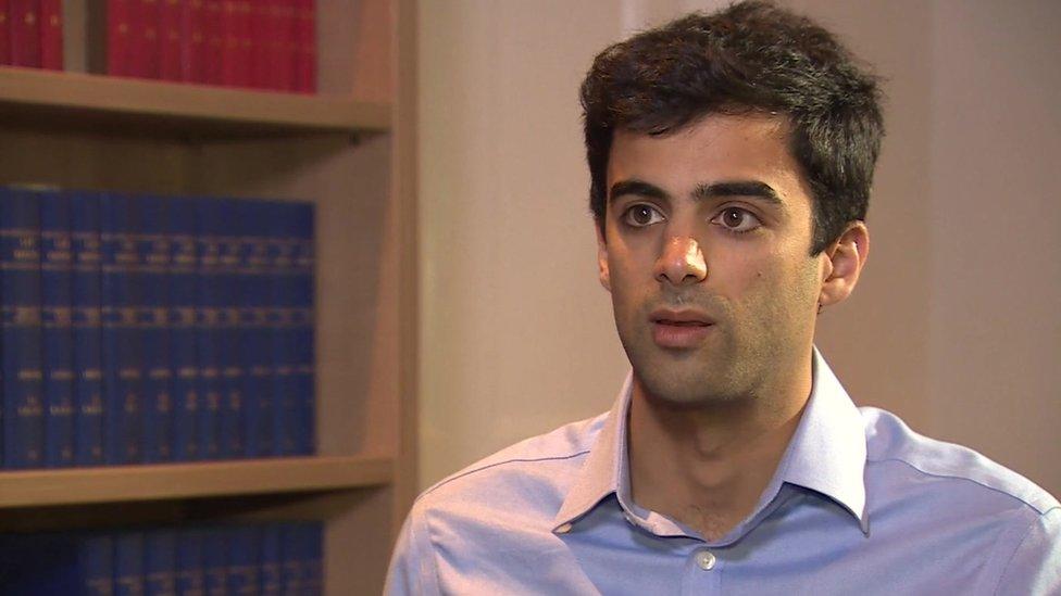 Caruana Galizia: Malta journalist's son seeks 'full picture'