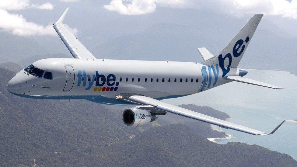 BBC News - Bird strike forces Southampton plane emergency landing