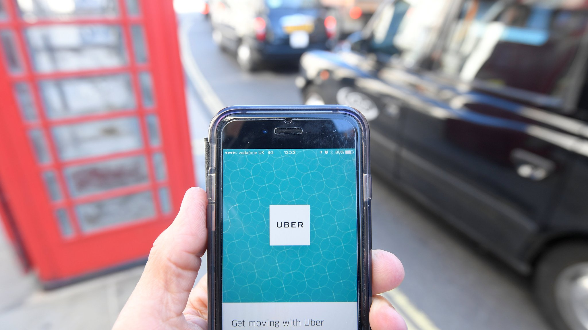 Uber seeks talks with London mayor to renew licence