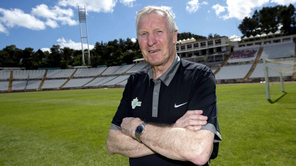 Celtic legend McNeill has dementia