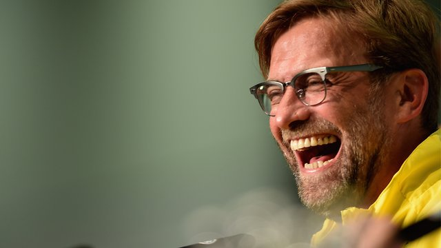 Klopp confirmed as Liverpool manager...