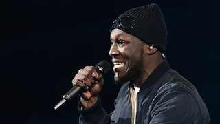 BBC - Newsbeat - Stormzy says even his mum didn't get to hear a preview of his debut album