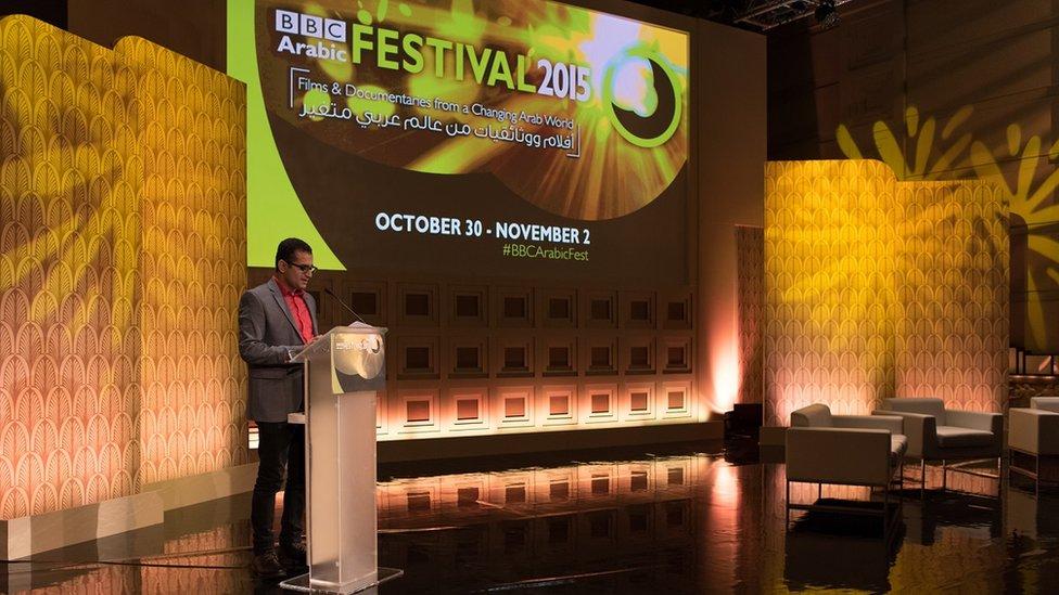 Abdelfattah Farag presents his new film 'Shayma'