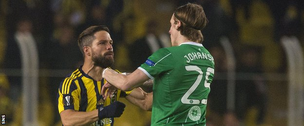 Diego and Stefan Johansen