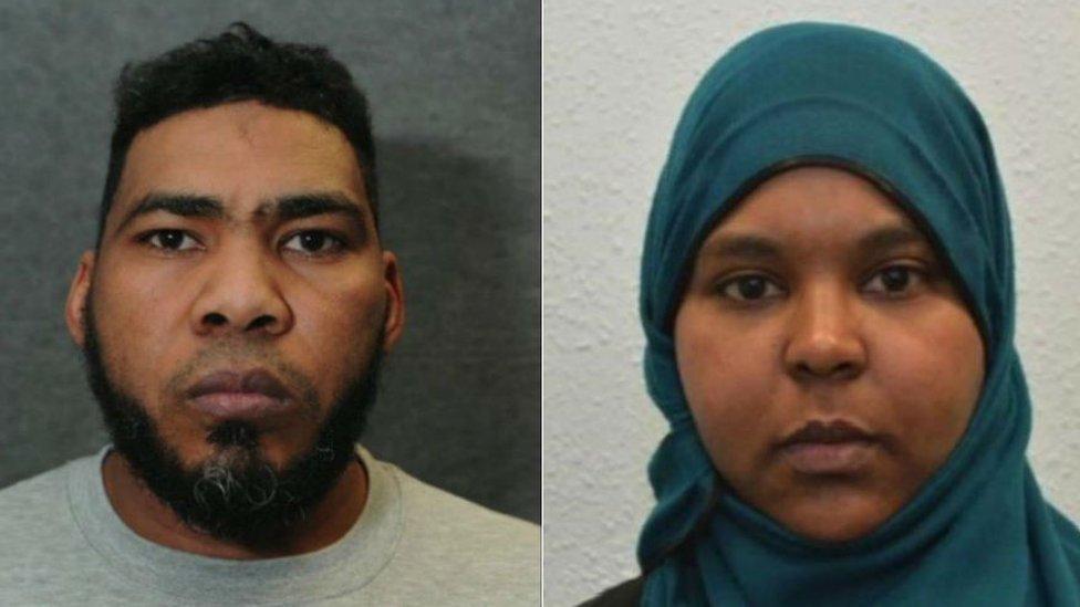 Pair jailed for UK homemade bomb attack plan
