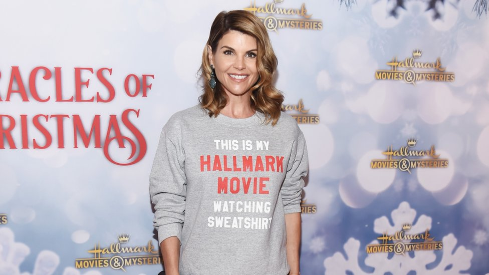 Truth or Not? College cheating scam: Hallmark drops accused actress Lori Loughlin
