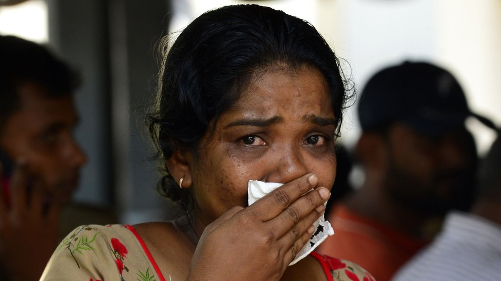 سری لنکا حملے: 'میں سمجھتا تھا سری لنکا نے یہ تشدد پیچھے چھوڑ دیا ہے'