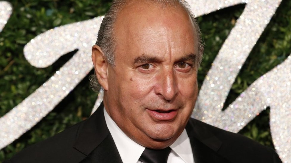 Sir Philip Green faces more pension questions from Frank Field
