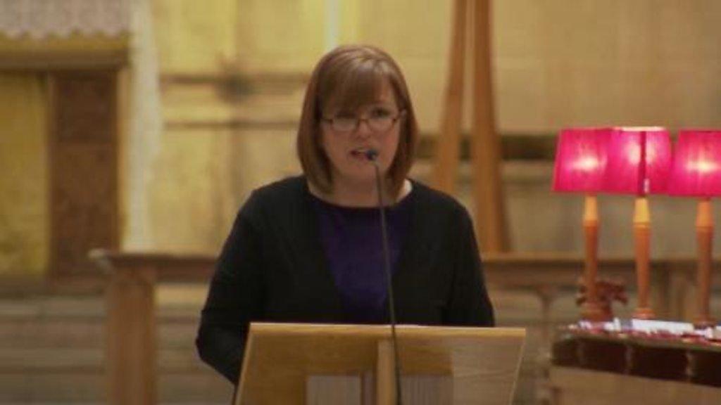 Lyra McKee: Sister pays tribute