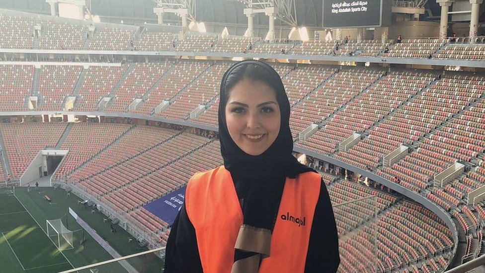Saudi female football fan: 'We wanted to enter stadiums and we did'