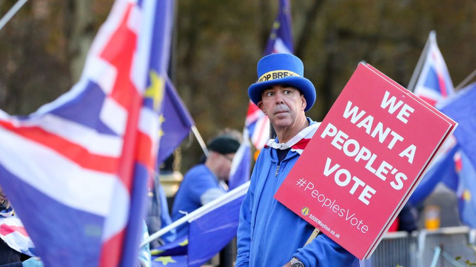 How could another Brexit referendum work?