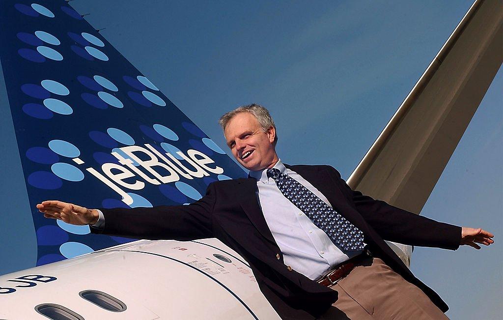 David Neeleman fue el fundador de la aerolínea de bajo costo JetBlue.