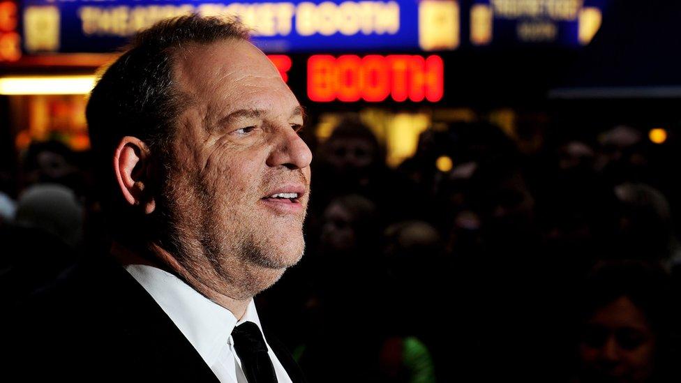 Harvey Weinstein stripped of British Film Institute Fellowship