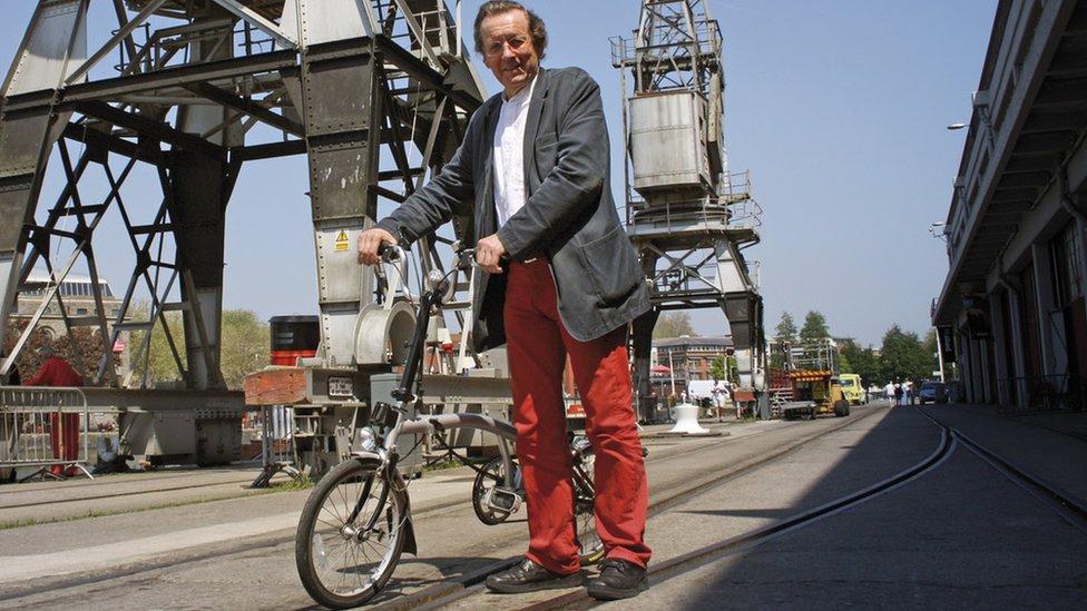 Bristol s elected mayor george ferguson has raised the city s profile