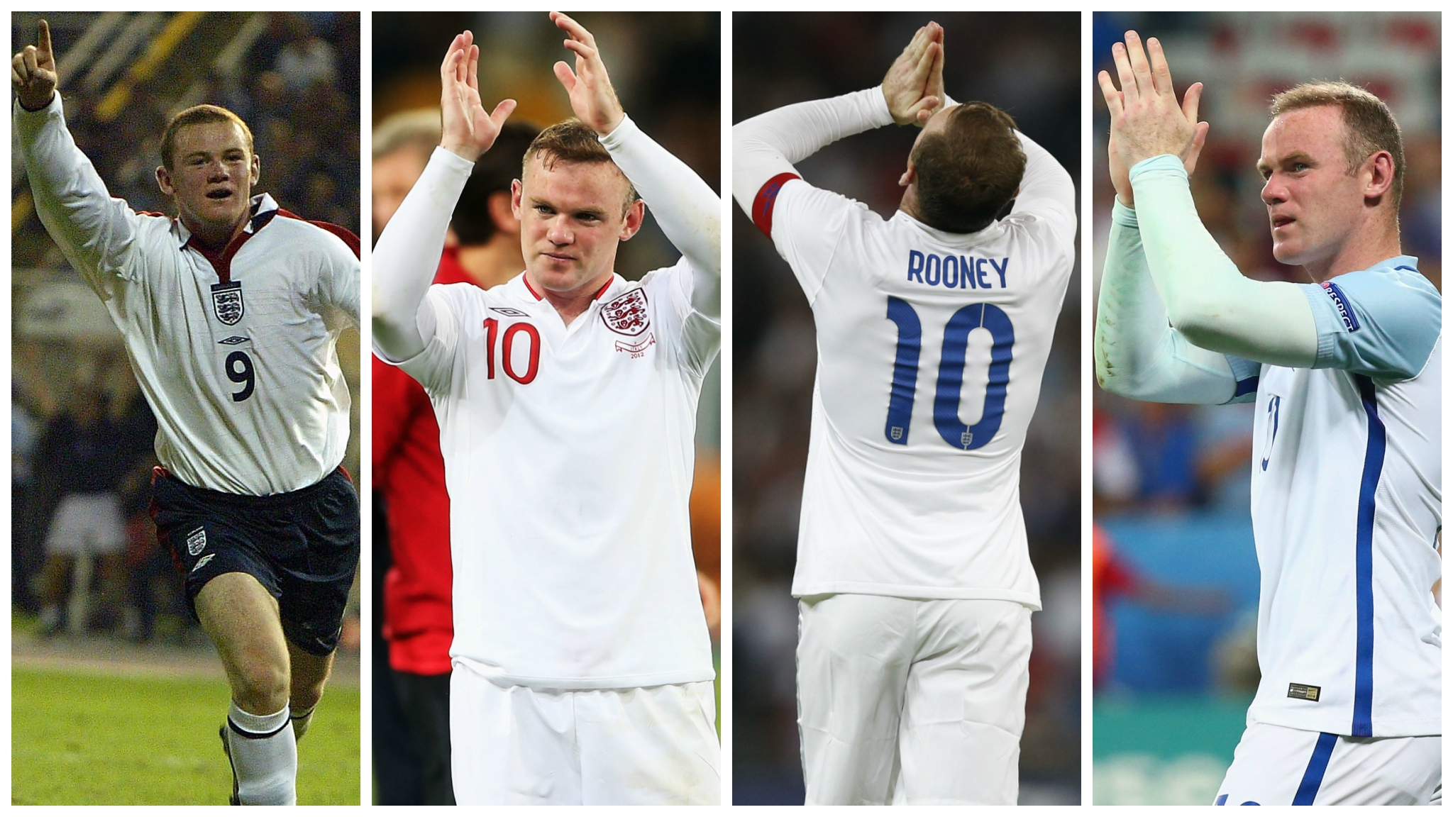 From expectation to frustration: How will history judge Rooney's England career?