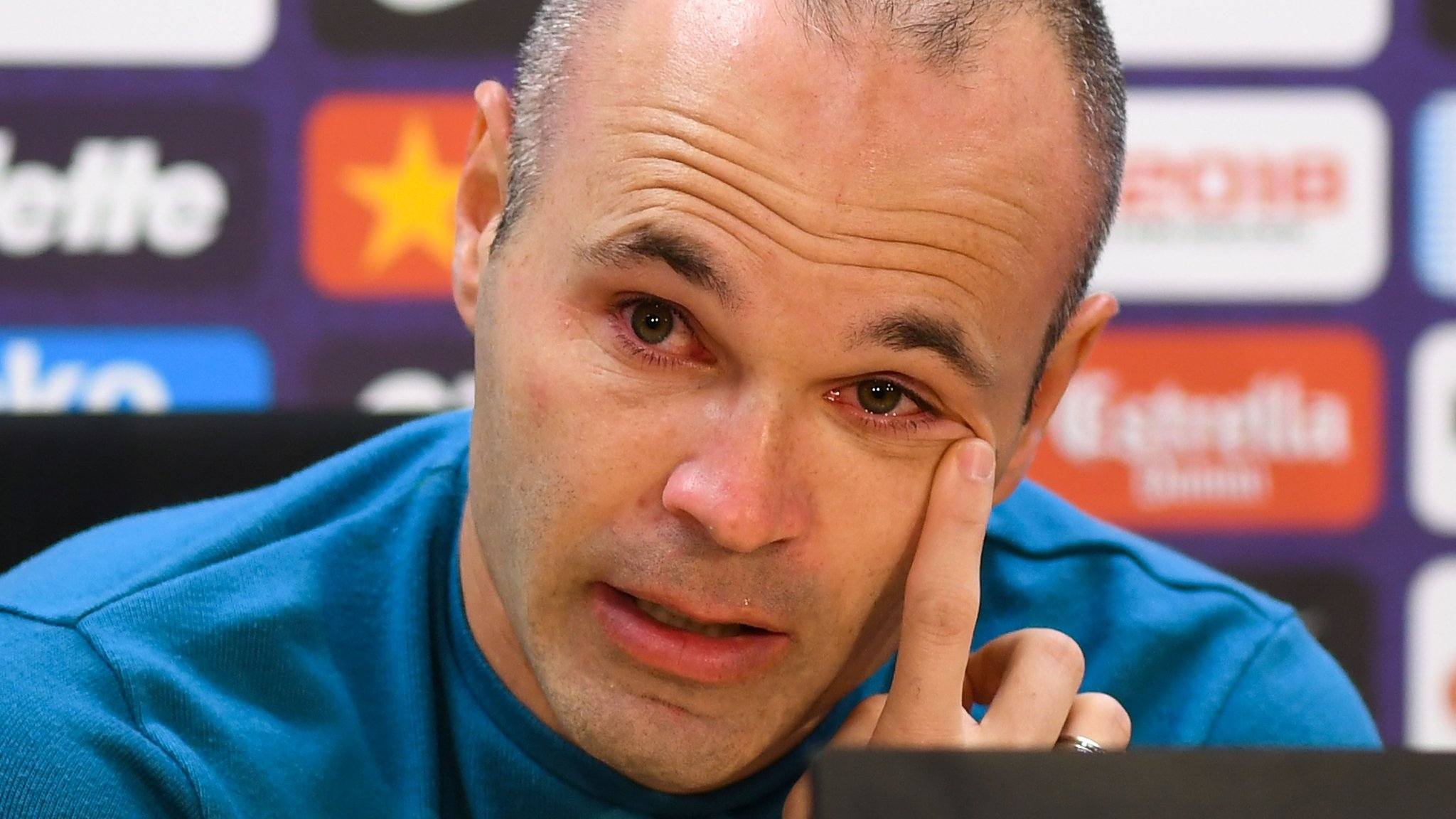 669 games, 31 trophies - Iniesta to leave Barcelona at end of season