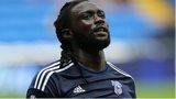 Cardiff City striker Kenwyne Jones