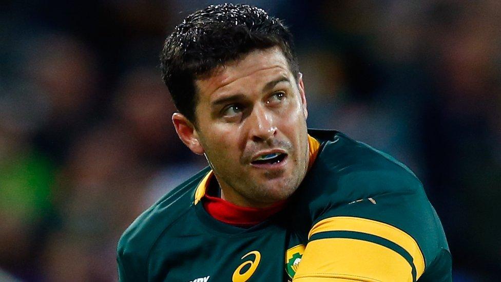 Steyn kicks 18 points as South Africa beat Australia