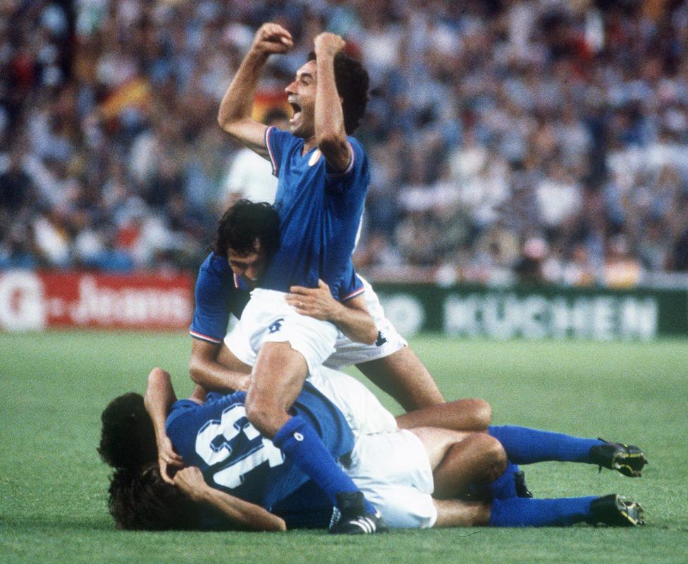Italia celebra
