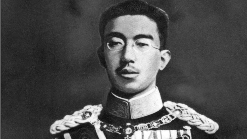 1942年的日本天皇裕仁